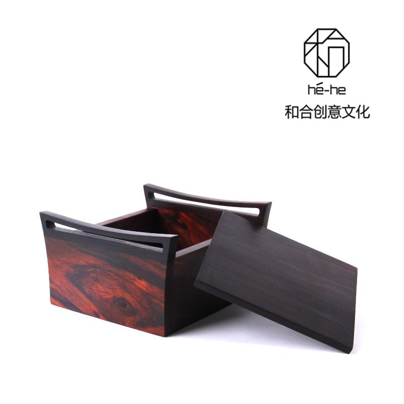 和合徽印建筑風·創意家居儲物盒